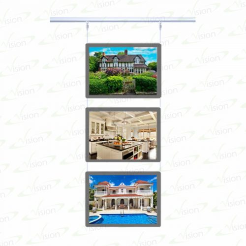 Inactive - Real Estate Kits - LED Window Display - L