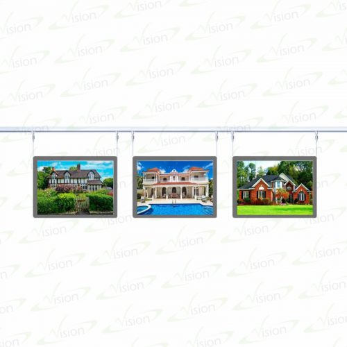 Inactive - Real Estate Kits - LED Window Display - L