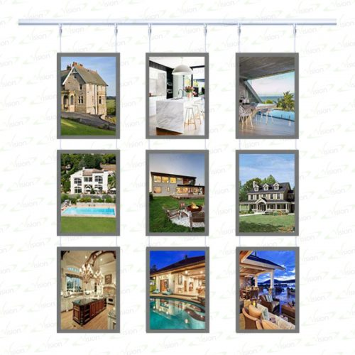 Real Estate Kits - LED Window Display - Portrait